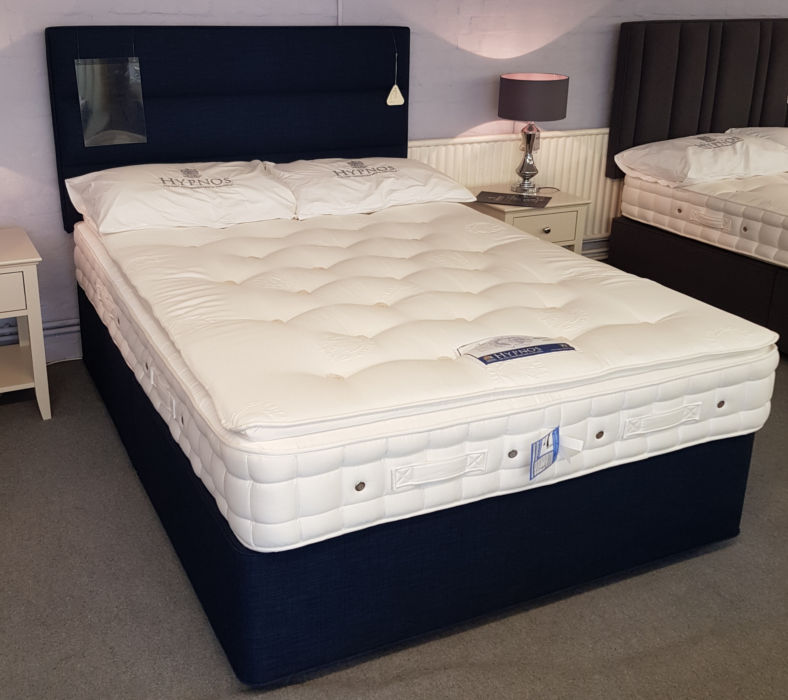 Hypnos-Pillow-Comfort-Wool-Double-Mattress-only