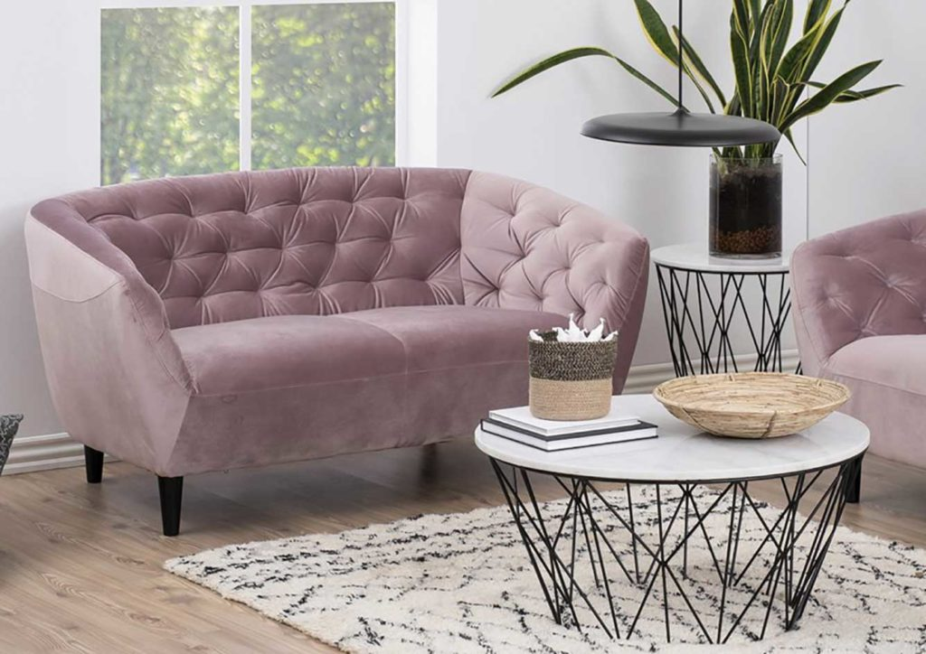 Roxie 2-seater sofa