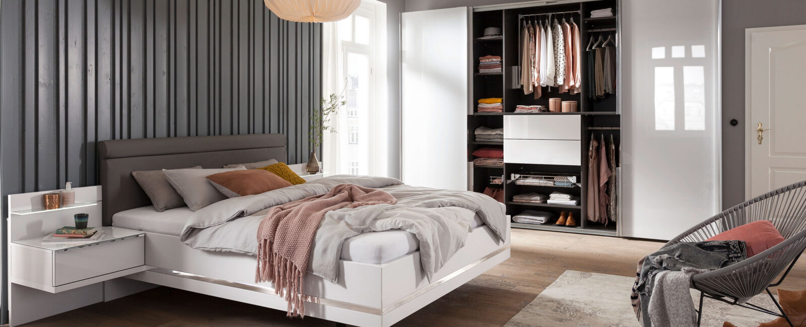 nolte bedroom wardrobes with sliding doors