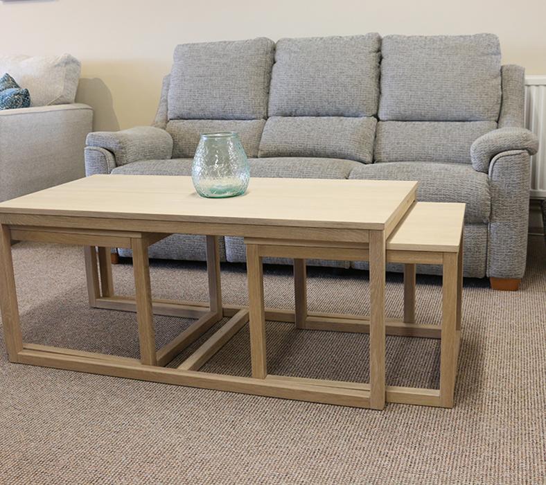 3-seater reclining sofa