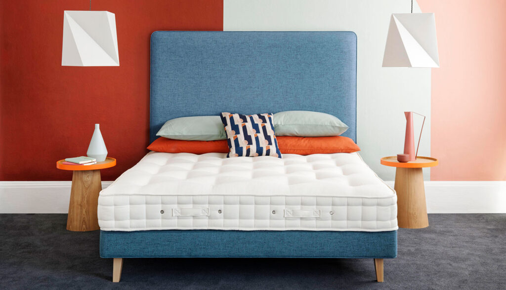Hypnos bed and mattress