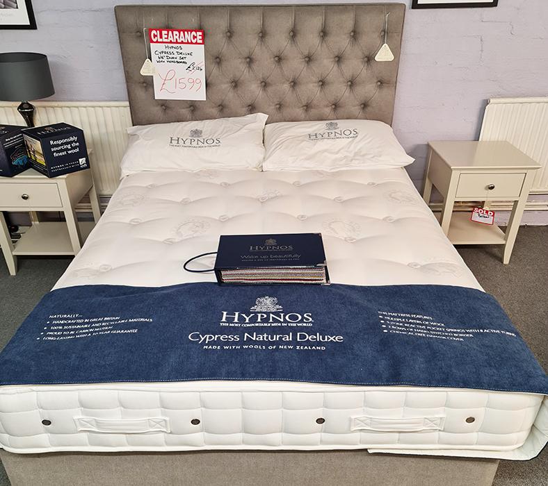 Hypnos Cypress deluxe divan set