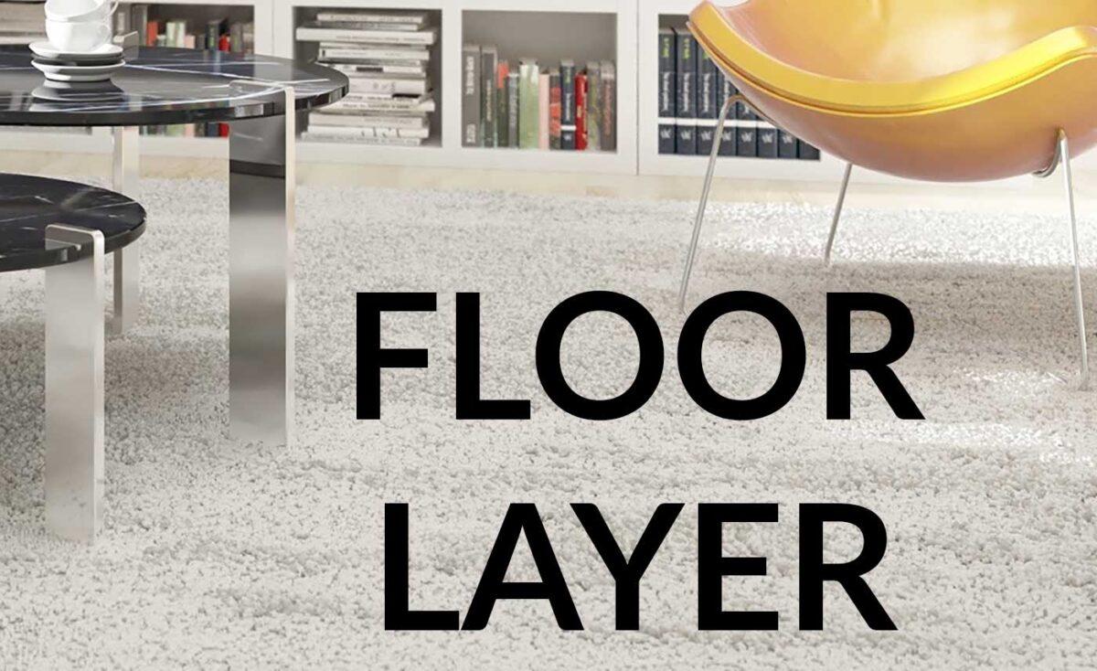 Floor Layer job