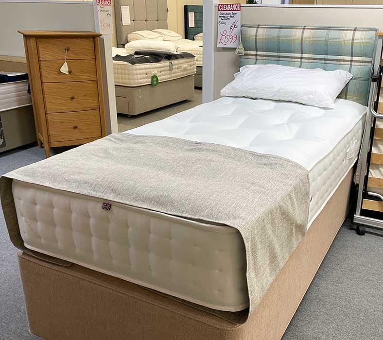 Seagreen 3' mattress