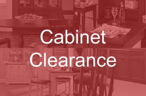 Clearance-Cabinet