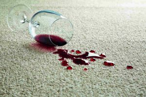 Flooring – Stainfree Wine Spill