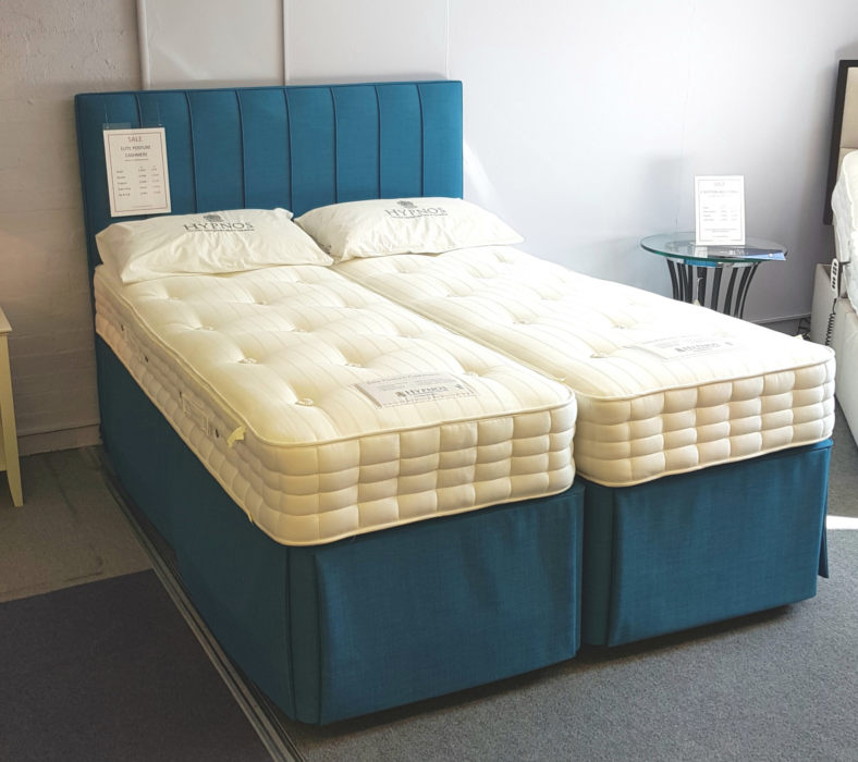 Hypnos-Elite-Posture-Cashmere-Kingsize-Zipped-Mattress-only