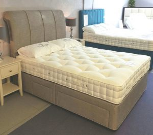 Hypnos-Elite-Posture-Wool-Kingsize-Mattress-only