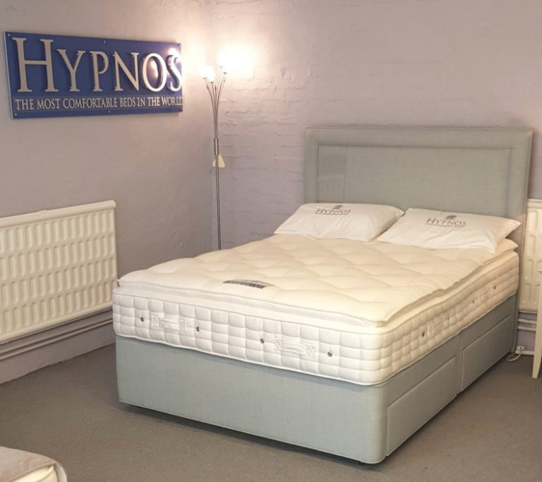 Hypnos-Pillow-Comfort-Alpaca-Kingsize-Mattress-only