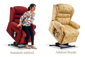 Lift and Tilt Care Recliners-Asford-Range-2