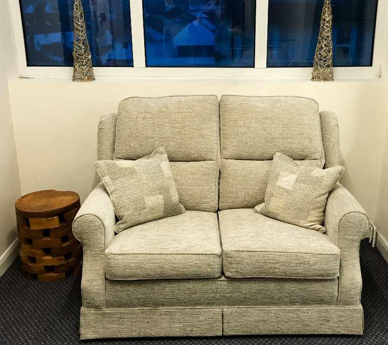 Salisbury 2 seater sofa, 1 armchair